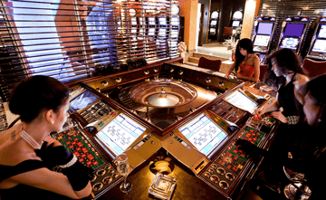 jugadores de ruleta electronica en casinos en linea