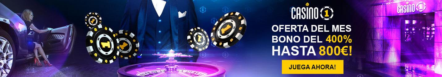 Casino 1 Ruleta Gratis Cabecera