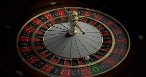 Rueda de ruleta europea de casino online