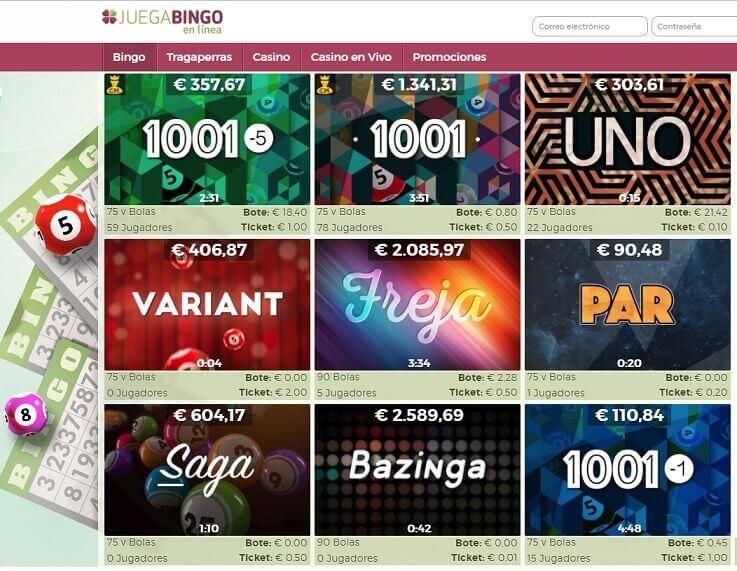 juegabingo juegos bingo