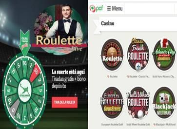 Apuesta segura Casino Paf con 10 euros y 35 tiradas gratis por registro
